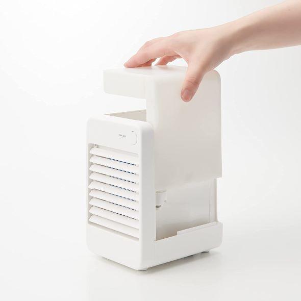 無印良品「USB冷風扇」