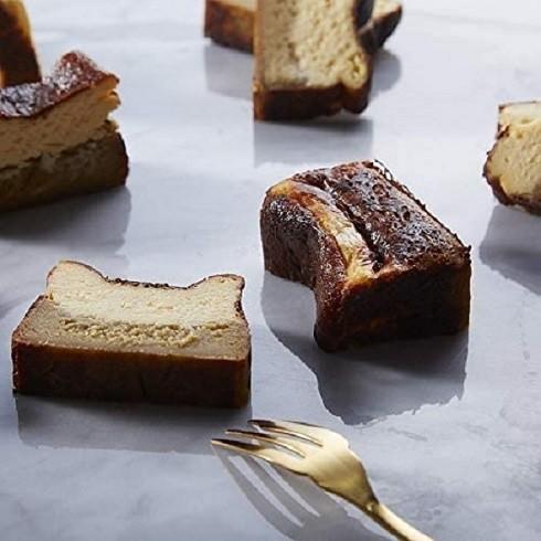 アンドオイモトウキョウ「バスクチーズケーキ」