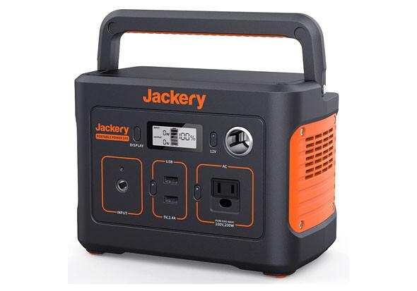 Jackery(ジャクリ) ポータブル電源 708