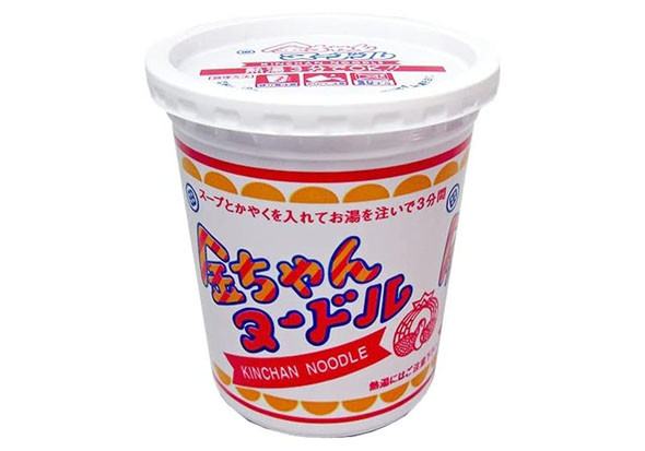 徳島製粉 金ちゃんヌードル