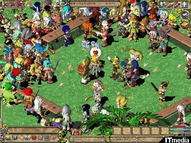 ITmedia Games:「童話王国」っ...