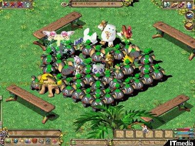 ITmedia +D Games:「童話王国」...