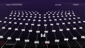 『SPACE INVADERS INFINITY GENE』