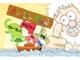動物たちをノアの箱舟に積み上げよう——iPhone/iPod touch/iPad版パズルゲーム「Animals on Board(ノアとどうぶつたち)」、11月10日配信開始