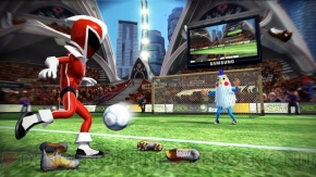 『Kinect スポーツ』