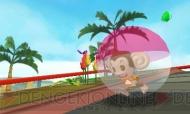 『スーパーモンキーボール 3D』