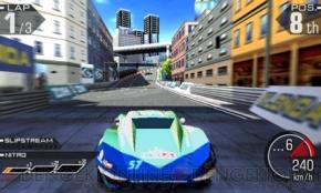 『リッジレーサー 3D』