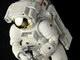 「ISS船外活動用宇宙服」を1/10サイズで再現 エクスプローリング・ラボ第1弾