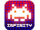 インベーダーゲームのAndroid版「SPACE INVADERS INFINITY GENE」