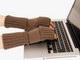 USB接続で暖かくなる手袋「USBあったか手袋2」3タイプを販売開始