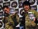 麒麟の田村さん、ビルにロケットランチャー発射で大爆発、そして大興奮!——「バトルフィールド3」発売記念イベントリポート