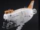 有人潜水調査船をプラモデル化 「1/48 有人潜水調査船しんかい6500」