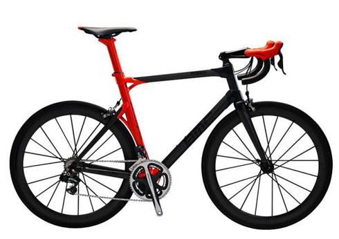 ... 自転車、お値段たったの210万円
