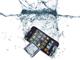 ナニコレ:ケース不要でiPhoneが防水に! modcrew、モバイル端末向け防水加工サービスを発表 ※動画追加