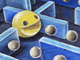 日々是遊戯:オランダの町中に突如現れた「パックマン」の3Dトリックアート