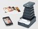 iPhoneの写真をポラロイドフィルムに クラウドファンドで製品化決定