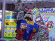 ランナーガンダム、バブルヘッドマネキン……エコなユニークアイテムがずらり! 「エコプロダクツ2012」に行ってきた