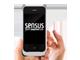 iPhoneを背面や側面からもタッチ操作できるケース「Sensus」