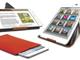 折り畳むとスタンドに! iPhone&iPad mini向けのユニークなケーススタンド