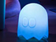 16色に光る「パックマン」のゴースト型ライトがかわいい