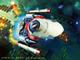日々是遊戯:あの名作が最新CGで蘇る 秋葉原で個展「シューティングゲーム美術館」開催
