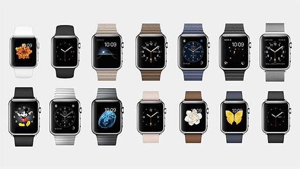 Apple Watch�A�w����H
