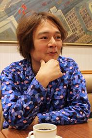デイリーポータルZ編集長・林雄司さん