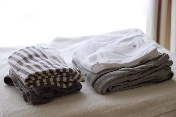 パジャマの選び方