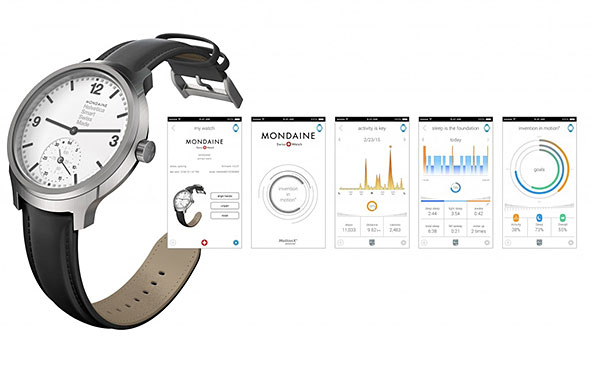 Mondaine Helvetica No1 Smartwatch