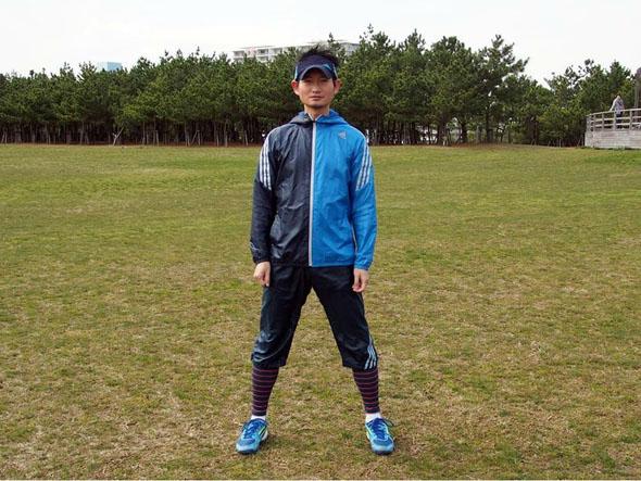 操体サロン東京の鈴木健介さん