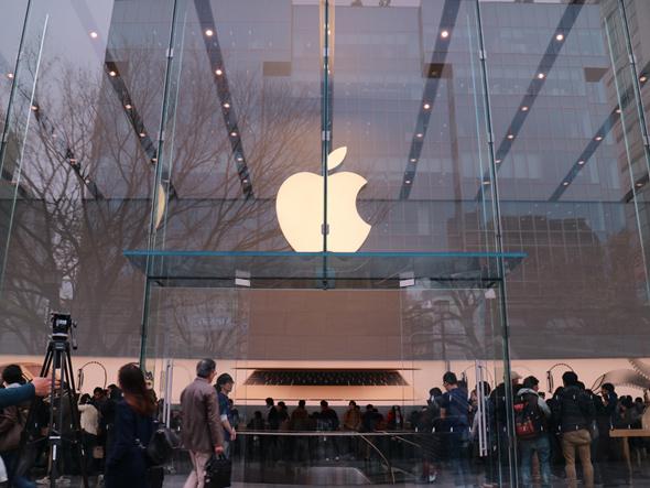 Apple Watchは予約場所によって「受け取り方」が違う