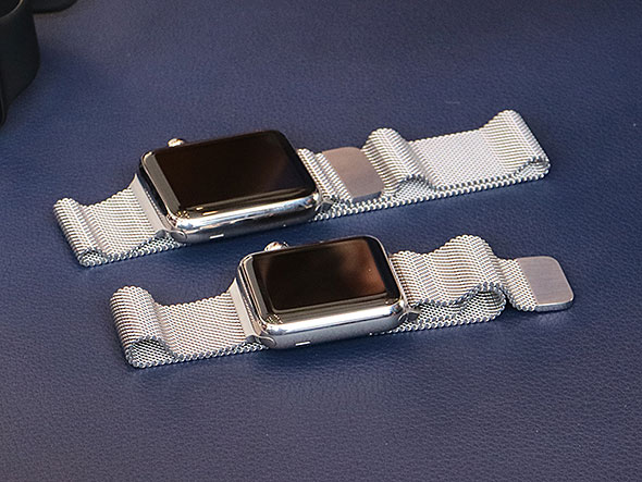 Apple Watch�������ď��߂ĕ�����