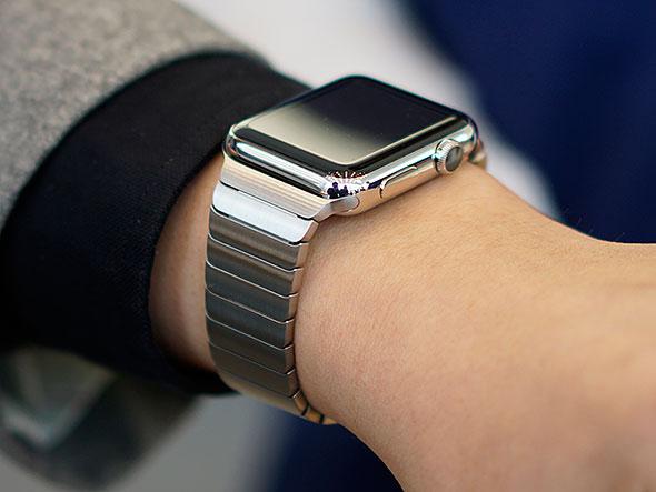 Apple Watch試着して初めて分かる