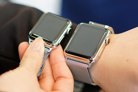 Apple Watch or Apple Watch Sport