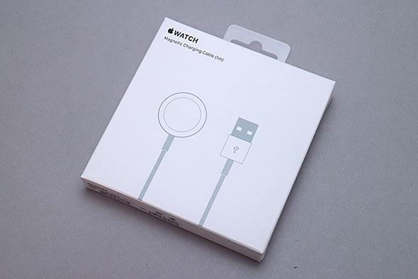 Apple Watchマグネット式充電ケーブル(1m)