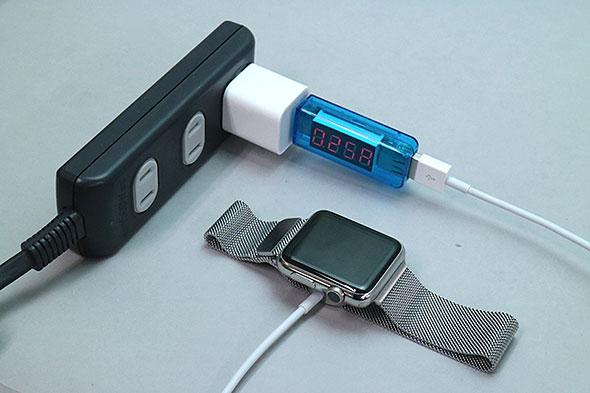 Apple Watch充電