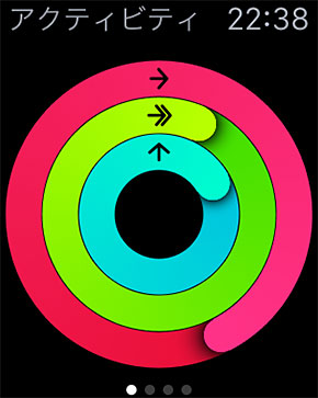 Apple Watch Activity App