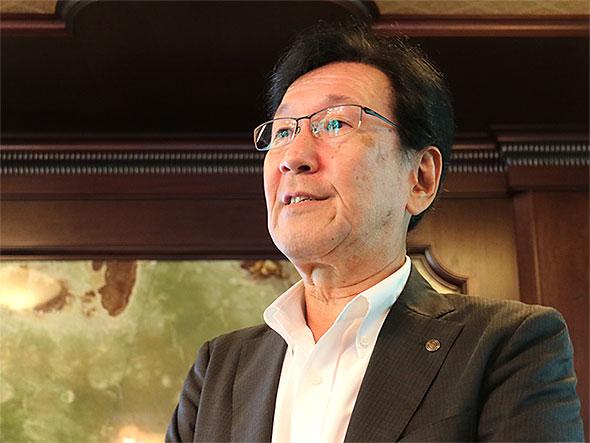 カシオ計算機 取締役 専務執行役員 時計事業部長の増田裕一氏