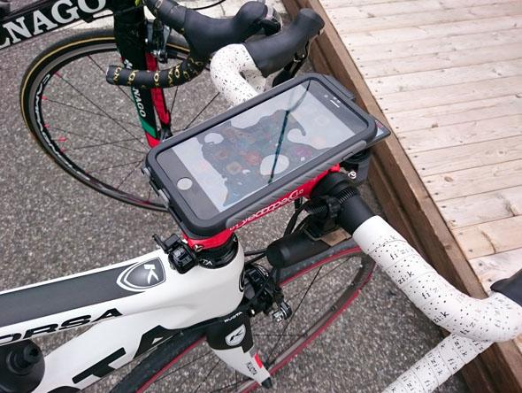 スマホ ホルダー バイク ロード