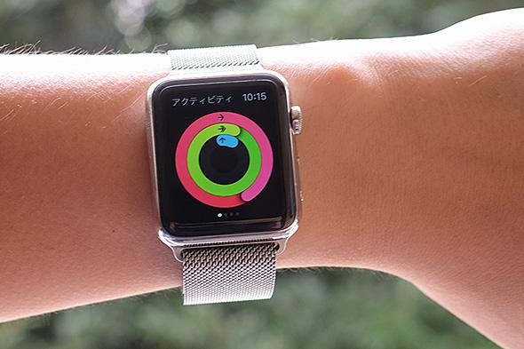 Appe Watch Activity