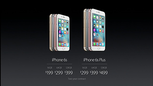 iPhone 6s��iPhone 6s Plus