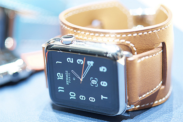 Apple Watch Hermes カフ