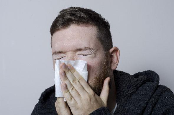 花粉症インフルエンザ
