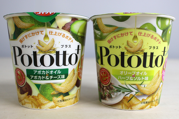 湖池屋 Pototto+