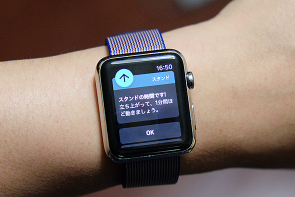 Apple Watch 1周年