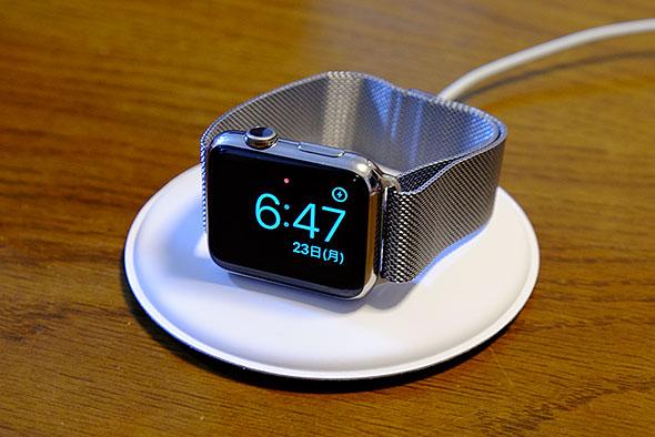 Apple Watch 1周年