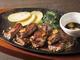 外食で痩せる!:ダイエット中でもお肉! 牛ロースカットステーキ