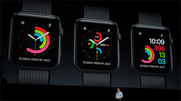 WWDC16 watchOS 3