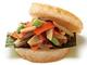 外食で痩せる!:モスの「ライスバーガー 彩り野菜のきんぴら」