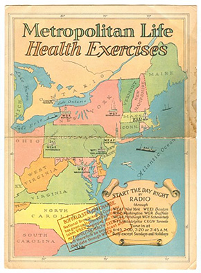 Metropolitan Life Health Exercise